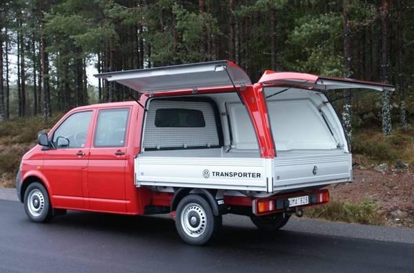 Bilde av VD Hardtop til VW T-5 D CAB