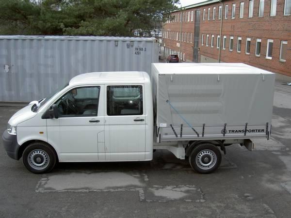 Bilde av Kapell i polyester VW