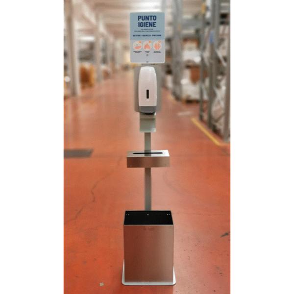 Bilde av Gulvstående dispenser-kit