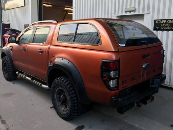 Bilde av  CarTop PRO - Hardtop - Ford